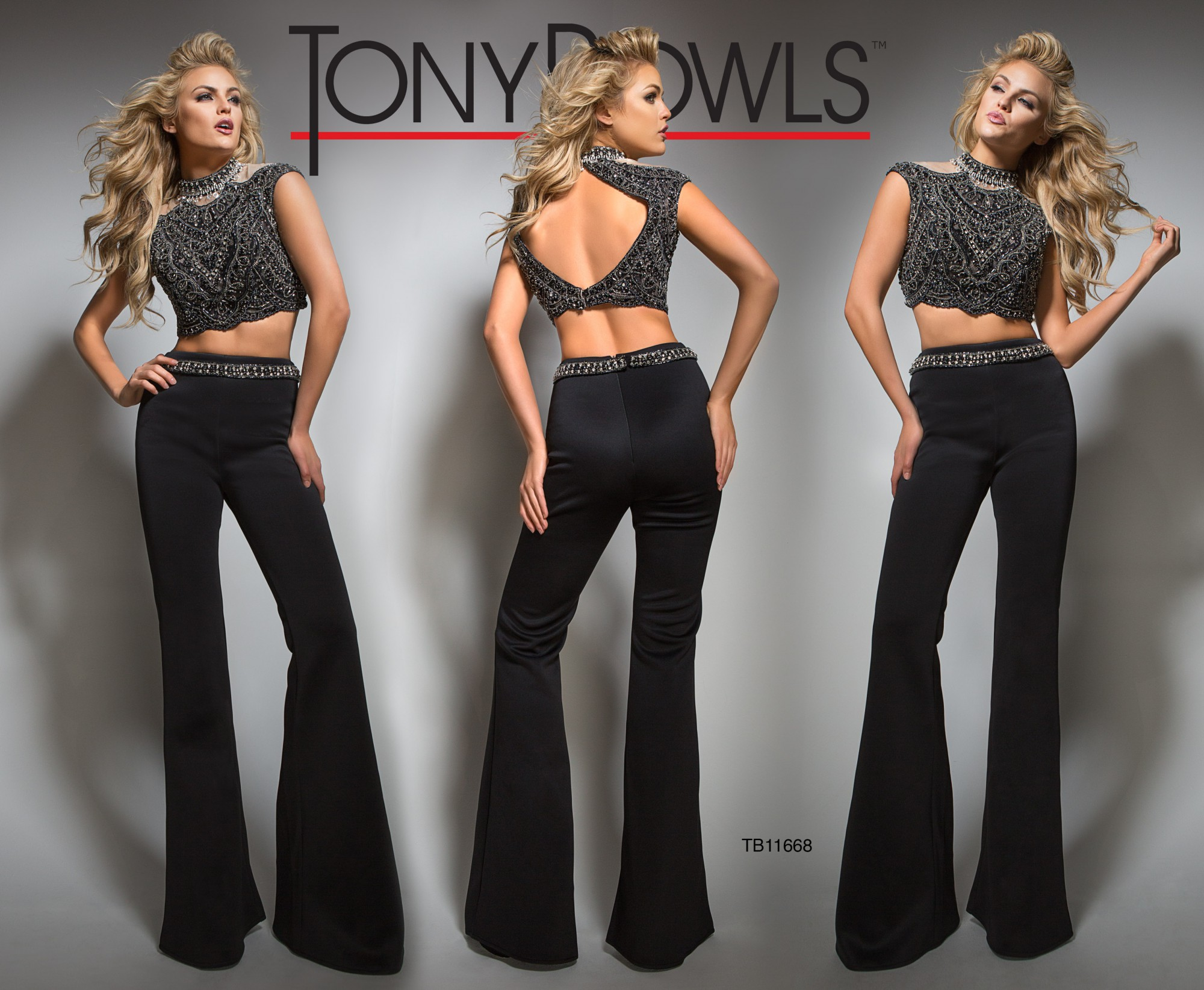 Tony Bowls Evening Pants