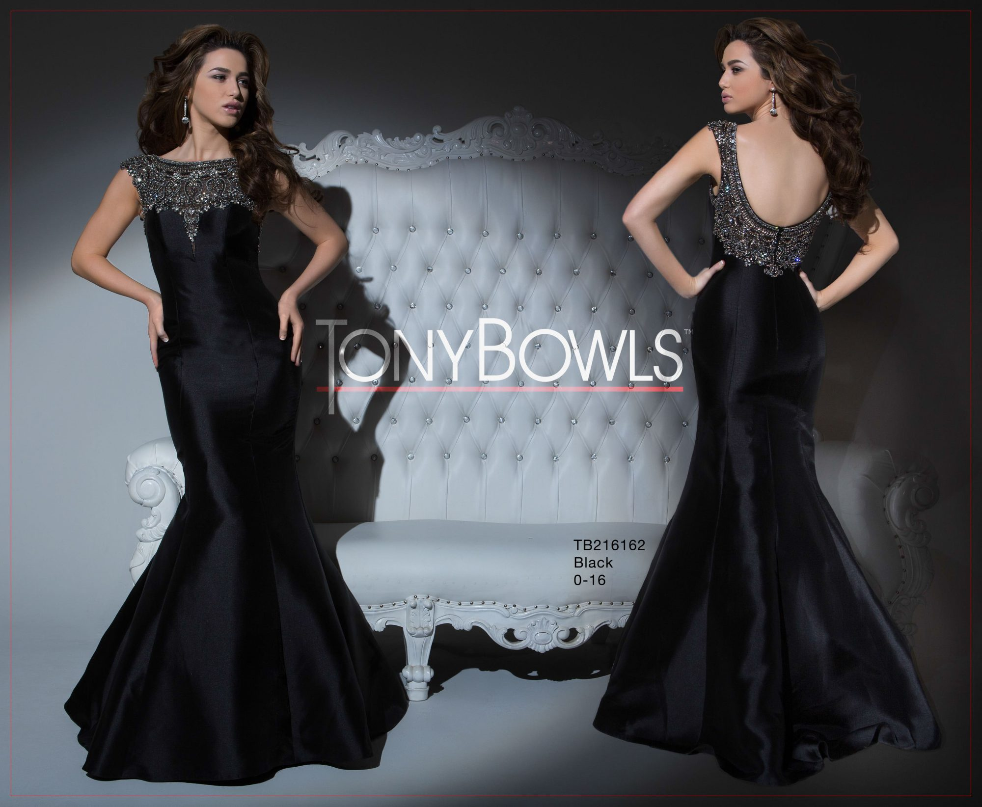 Style TB216162 by Tony Bowls Designs