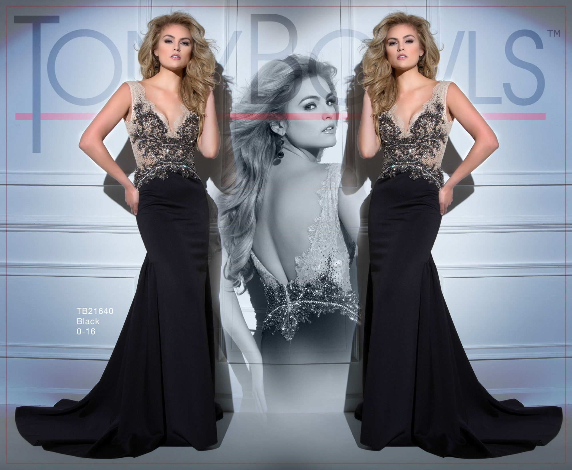 Style TB21640 by Tony Bowls Designs