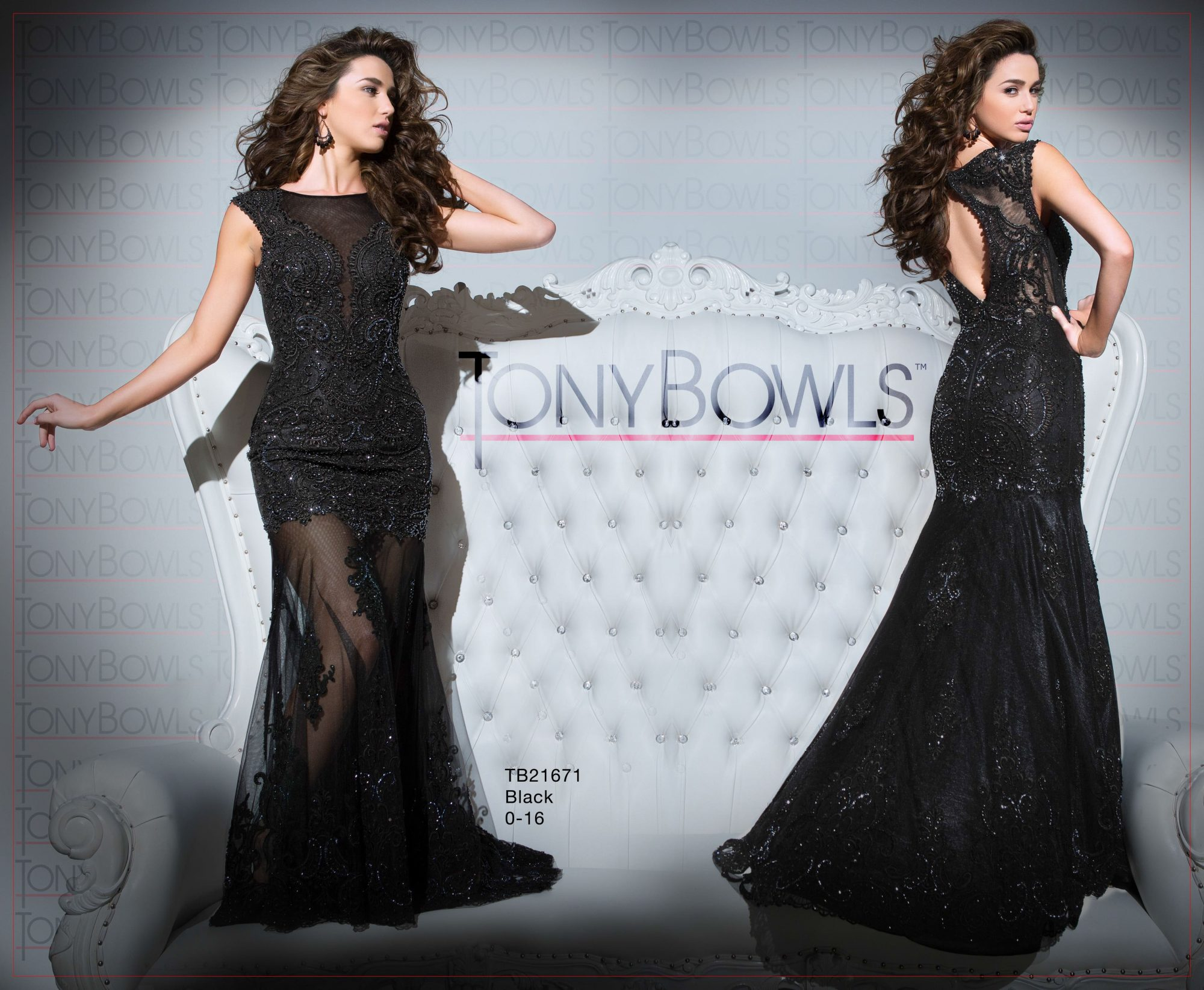 Style TB21671 by Tony Bowls Designs