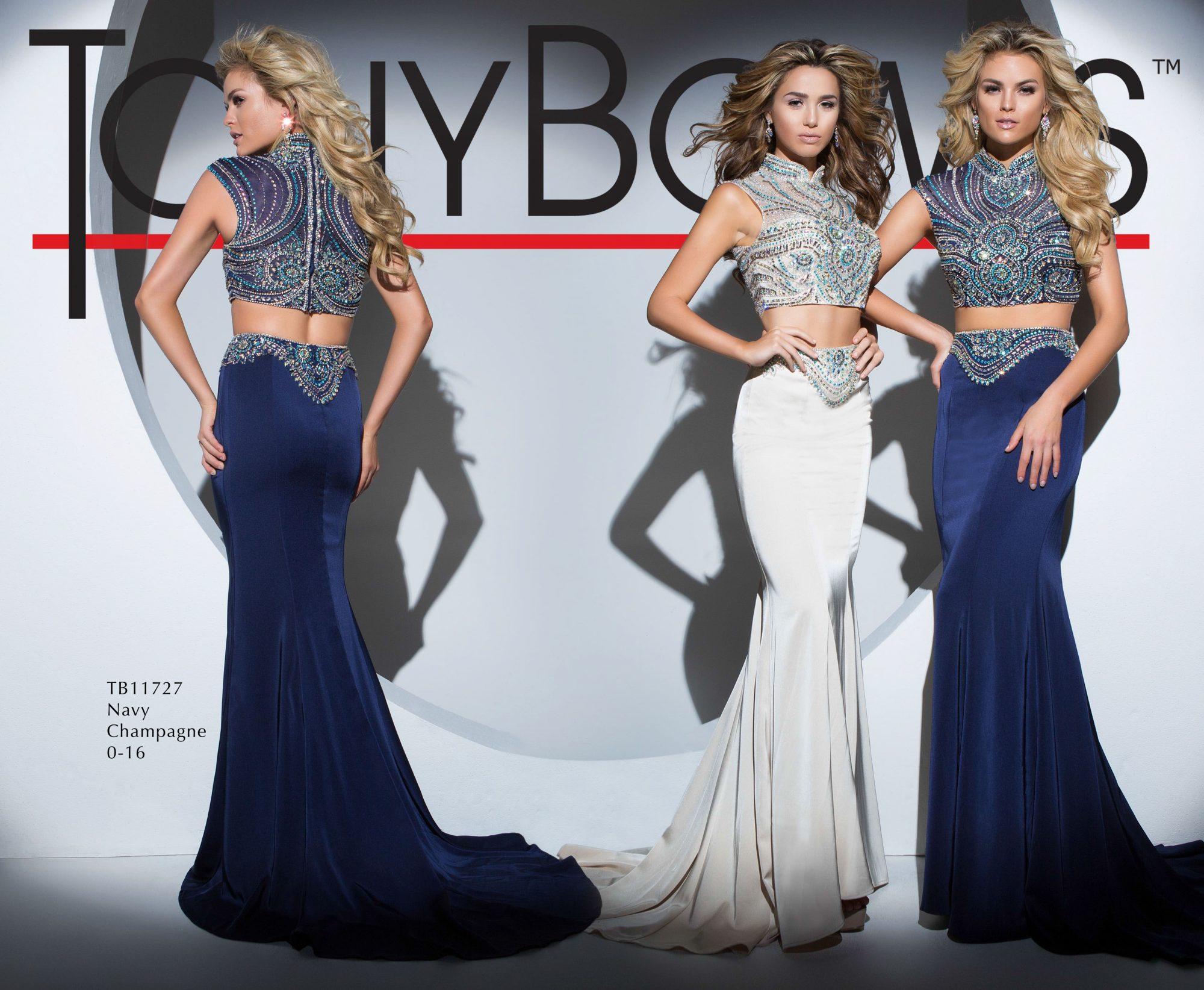 1c90493e42 Style TB11727 by Tony Bowls Designs