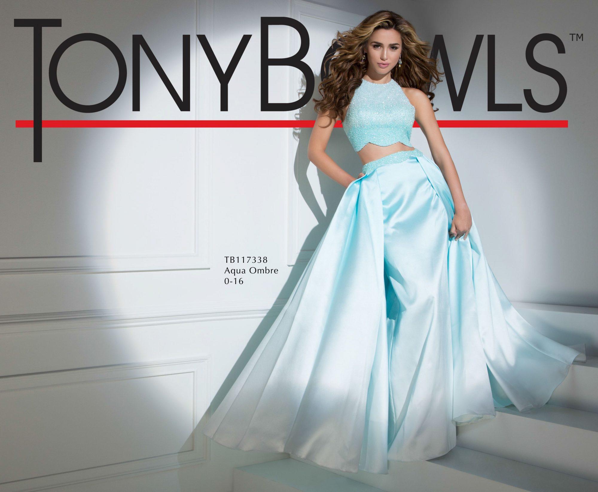 Tony Bowls 2018 Collection – Fashion dresses