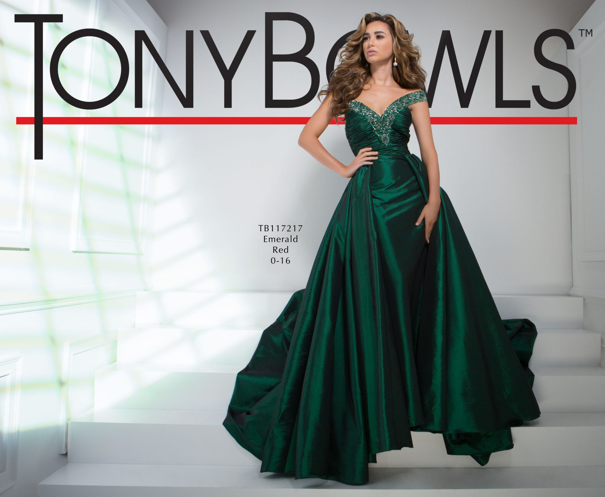 Green Tony Bowls Dresses 2018